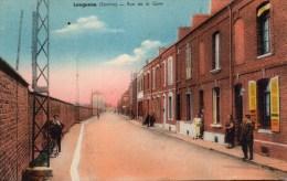 LONGUEAU : Rue De La Gare - Longueau