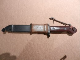 Baio à Idantifier - Knives/Swords