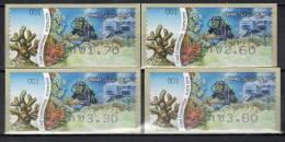 ISRAEL - TIMBRES DE DISTRIBUTEURS (frama)  N° 71   (2012)  Plongeur - Franking Labels