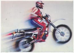Honda, Editions Nugeron Postcard - Motorbikes