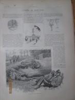 1896 L Ecole De St Saint-cyr - Vieux Papiers