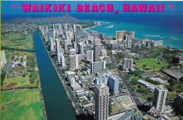 06125 - UNITED STATES - HAWAII  - 2 SCANS  = - Stati Uniti