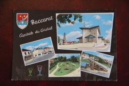 BACCARAT - Capitale Du Cristal - Baccarat