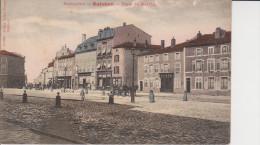57-BOLCHEN-BOULAY-place Du Marché  Carte En Couleur - Boulay Moselle