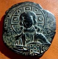 FOLLIS ANONYME - ROMAIN III - CONSTANTINOPLE - MAGNIFIQUE - TRÈS RARE DANS CET ÉTAT DE CONSERVATION   (6) - Byzantines