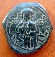 FOLLIS MICHAEL IV - IC XC / NI KA - MAGNIFIQUE - TRÈS RARE DANS CET ÉTAT DE CONSERVATION   (5) - Byzantine