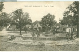 LPrez Sous Lafauche ( Haute Marne 52) - Place Du Pâquis - Autres Communes