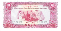 Laos - Pick 20 - 10 Kip 1976 - Unc - Laos