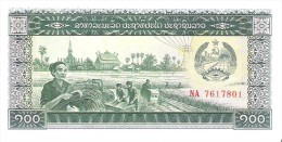 Laos - Pick 30 - 100 Kip 1979 - Unc - Laos