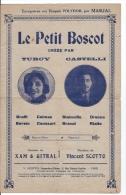 Le Petit Boscot - Partitions Musicales Anciennes