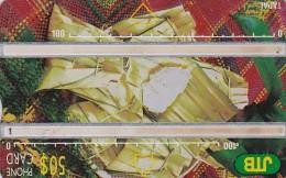 Brunei, BRN-L-04, $50, Food, Tapai, 2 Scans. - Brunei