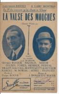 La Valse Des Mouches - Partitions Musicales Anciennes