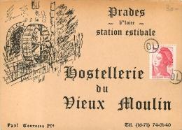 PRADES HOSTELLERIE DU VIEUX MOULIN - France