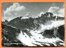 PBX-28  Casonsgrat, Fuorgla Piz Segnas. Gelaufen In Flims In 1959 - GR Grisons