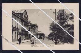 ESPINHO Avenida 8 (Serpa Pinto) Route 1930-40´s  Mint  Postcard Portugal 5688 - Portugal