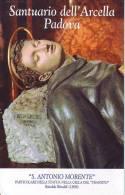 S.Antonio Da Padova Morente, Santino Pieghevole  Con Preghiera - Religione & Esoterismo