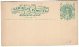ARGENTINA - Tarjeta Postal - 4 Centavos - Respuesta - Postkaart - Carte Postale - Post Card - Intero Postale - Entier... - Interi Postali