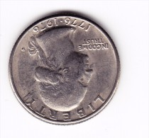 1976-D USA Bicentennial 25 Cent Coin - Federal Issues