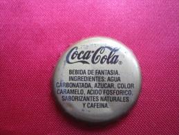 CAPS COCA COLA CHILE