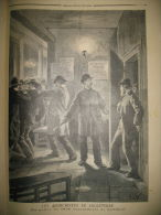 FINLANDE BANQUISE ANARCHISTE U.K. CARTE AFRIQUE FRANCAISE LE PETIT JOURNAL 1894 - Journaux - Quotidiens