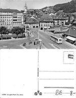 Kt. Bern - Thun ANIMIERT MIT AUTO + AUTOBUS (A-L 098) - Ohne Zuordnung