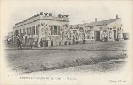 Algérie - Ruines Romaines Timgad - Le Musée - Collection ND Phot. - Carte Précurseur Non Circulée - Andere Städte
