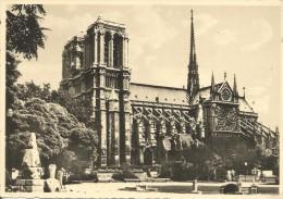 Z896 - POSTAL - PARIS - CATHEDRALE  NOTRE-DAME - Notre Dame De Paris
