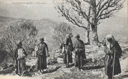 Femmes Kabyles Au Cimetière - Collection Idéale P.S. - Carte N°65
