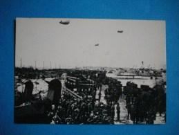 PLAGES DU DEBARQUEMENT  -  Juin 1944  -  Normandie  -  Les Renforts Canadiens Continuent De Débarquer - War 1939-45