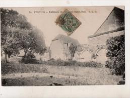 Provins  Exterieur De ???? Saint Jean - Provins