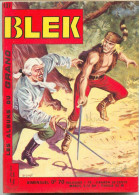 No PAYPAL !! : BLEK 137 Blek Le Roc , Le Petit DUC ( De Devi ) ,Etc... , Éo Petit Format Lug ©.1969 TTTBE++ - Blek