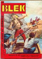 No PAYPAL !! : BLEK 139 Blek Le Roc , Le Petit DUC ( De Devi ) ,Etc... , Éo Petit Format Lug ©.1969 TTTBE++ - Blek
