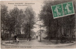 Plateau D Avron Rond Point Des Demoiselles - Autres Communes
