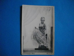 GOTTWALD  -  Busten Und Figuren  -  WIEN   -  Mannequins D'Art  -  VIENNE  -  Autriche - Autres