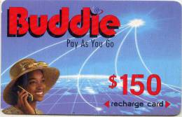 NIGERIA - Prepaid Card