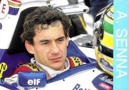 [MD0499] CPM - AYRTON SENNA F1 - WILLIAMS- NV - Grand Prix / F1