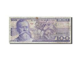 Mexico, 100 Pesos, 1979, KM:68b, 1979-05-17, TB, B 5240517 - Mexico