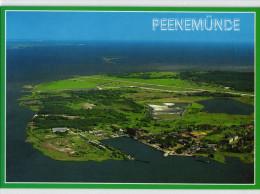 Insel Usedom - Peenemünde - Luftbild 1 - Usedom
