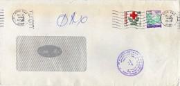 Yugoslavia Serbia Novi Sad - Letter 1990 Used Stamp Red Cross - 1945-1992 République Fédérative Populaire De Yougoslavie