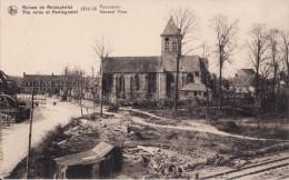 Poperinge - Reningelst -  Ruines 1914-1918 Panorama