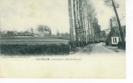 ZOTTEGEM SOTTEGEM (omstreken) GROOTENBERGE GROTENBERGE FELDPOST - Zottegem