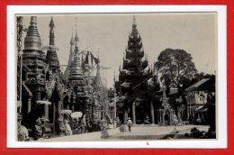 ASIE  - BIRMANIE - Rangoon - Myanmar (Burma)