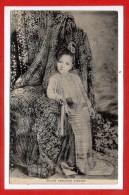 ASIE  - BIRMANIE - Petite Princesse  Birmane - Myanmar (Burma)