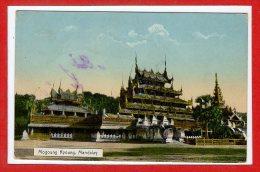 ASIE  - BIRMANIE -- Mogoung Kyoung , MANDALAY - Myanmar (Burma)