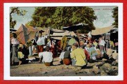ASIE  - BIRMANIE -- BIRMA - BURMAH - A Bazaar - Myanmar (Burma)