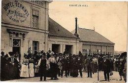 CPA Erigne - Hotel Terminus (127467) - France