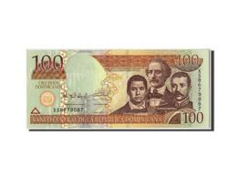 République Dominicaine, 100 Pesos Dominicanos, 2011, KM:184a, Non Daté, NEUF - Dominicaine