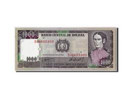 Bolivia 1000 Pesos Bolivianos 1982 KM:167a 1982-06-25 NEUF D38855303 - Bolivia