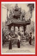 ASIE  - BIRMANIE -- Birmans Et Birmanes Au Puits Du.... - Myanmar (Burma)