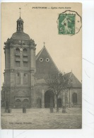 Pontoise Eglise Notre Dame - Pontoise